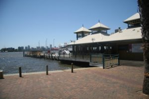 picture of south perth pier