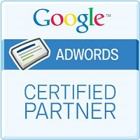 we are certified google partners
