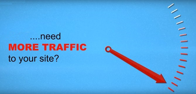 boosting website traffic through online searches