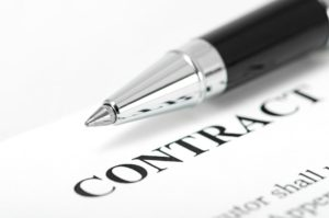 SEO contracts vs non-binding agreements