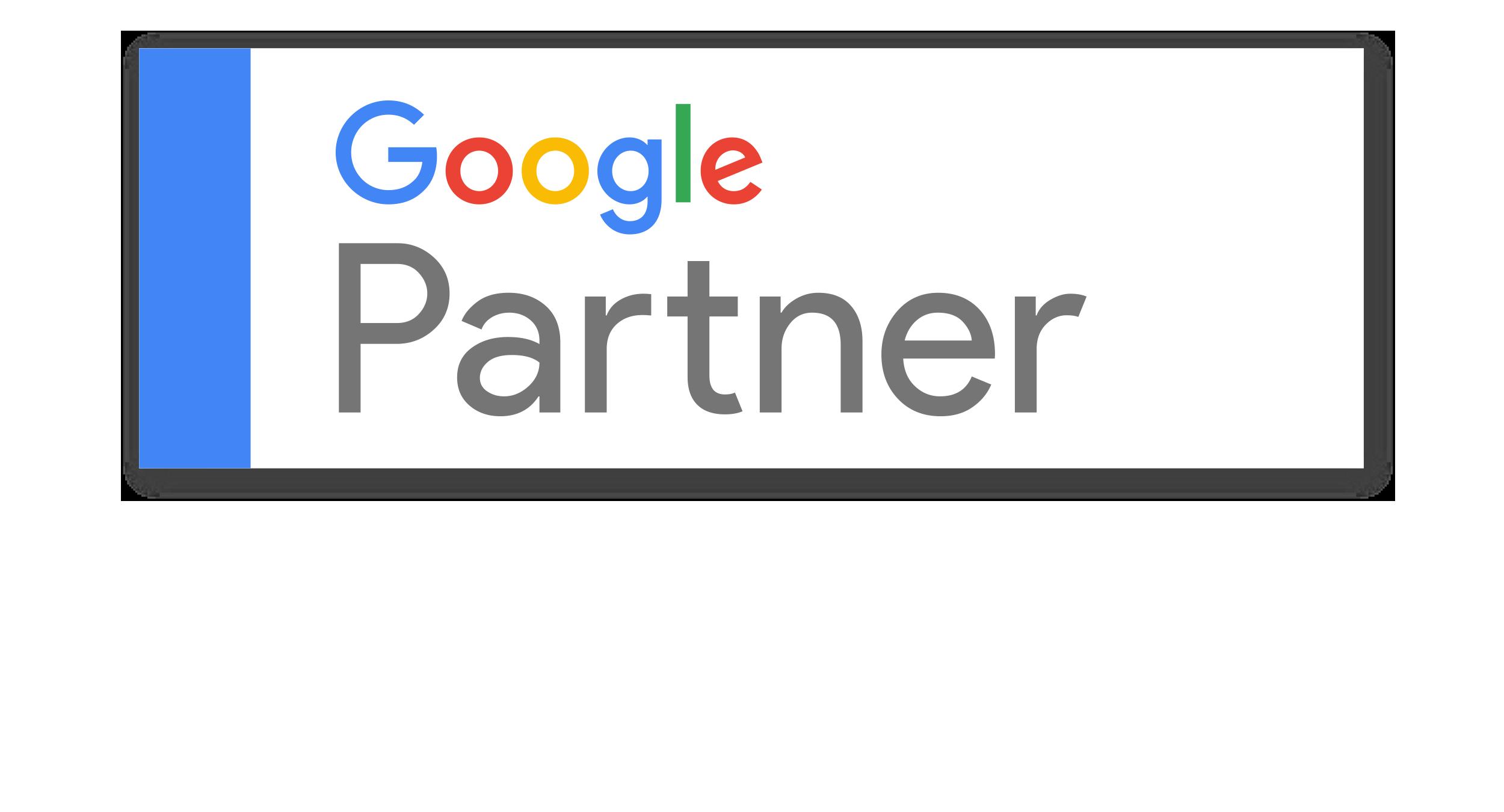 google partner certified agency